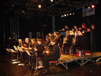 De Schoorlse Big Band (januari 2005)