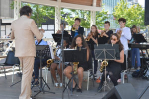 JUNIOR JAZZ EXPERIENCE